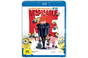 Despicable Me Blu-ray Region B