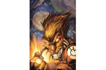 Larfleeze Vol. 2 (The New 52)