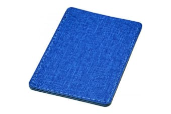 Avenue Premium RFID Phone Wallet (Royal Blue) (One Size)