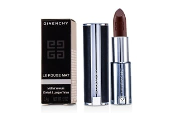Givenchy Le Rouge Mat Velvet Matte Lip Color - # 331 Pourpre Defile 3.4g/0.12oz