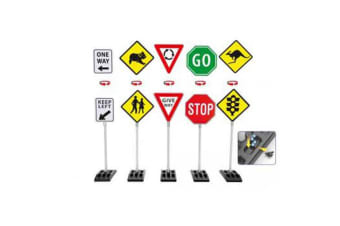 Theo Klein Australian Traffic Signs 5 Pack
