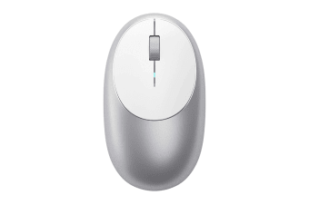 SATECHI M1 Bluetooth Wireless Mouse (Silver)