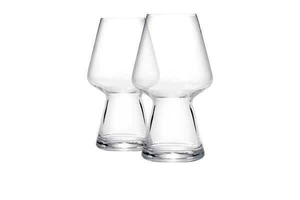 Luigi Bormioli Birrateque Seasonal Beer Glass 750ml Set of 2