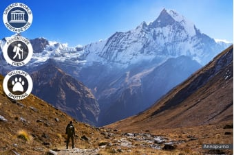 NEPAL: 13 Days Himalayan Highlights Tour