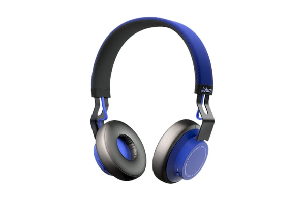 Jabra Move Wireless Bluetooth Headset (Blue)