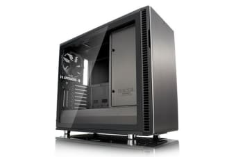 FRACTAL DESIGN Define R6 Mid Tower Case grey