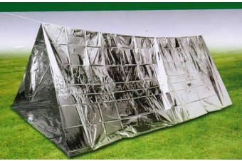 UST Survival Reflet Tent All-Weather Emergency Protection