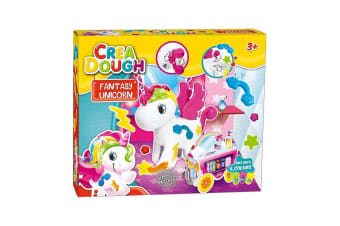 Crea Dough Fantasy Unicorn Playset