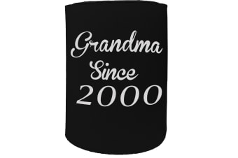 123t Stubby Holder - preview grandma your year - Funny Novelty