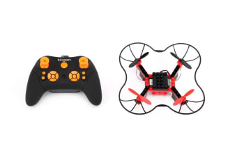 DIY Building Block Drone with FPV Wi-Fi Camera (Lego Compatible)