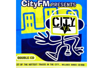 City FM: The Rhythm Of The City  Ann Lee/Phats And Small/Chaise/La Cream/LB NEW