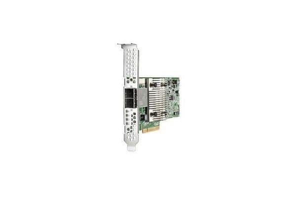 HPE HP H241 PCIe SAS 12GB HBA -DUAL PORT EXTERNAL(2)