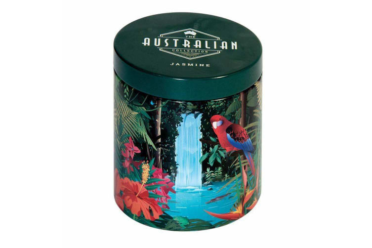 Scented Tin Candle Australia Rain Forest Aromatherapy Candles 40hrs