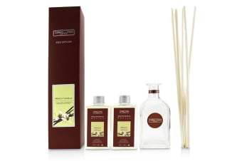 The Candle Company (Carroll & Chan) Reed Diffuser - French Vanilla 200ml/6.76oz
