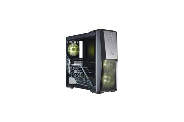 Cooler Master MasterBox MB500 TUF Mid-Tower ATX Case (No PSU/PSU cover) - FreeForm Modular System