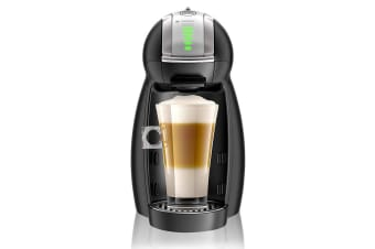 Nescafe Dolce Gusto Genio 2 Barista Coffee/Espresso Maker/Machine Black