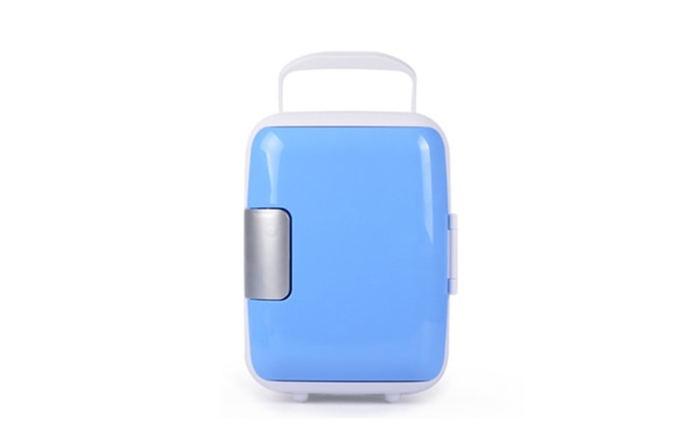 Mini Refrigerator in Vehicle Portable Outdoor Dormitory Refrigerator  Vehicle Refrigerators