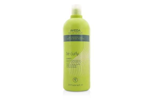Aveda Be Curly Co-Wash (Salon Product) (1000ml/33.8oz)