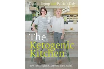 The Ketogenic Kitchen - Low Carb. High Fat. Extraordinary Health.