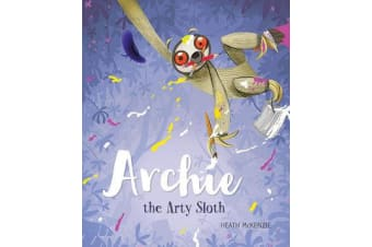Archie the Arty Sloth