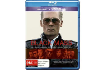Black Mass (Blu-ray/UV)