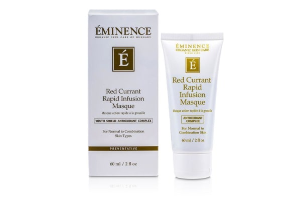 Eminence Red Currant Rapid Infusion Masque (Normal to Combination Skin) (60ml/2oz)