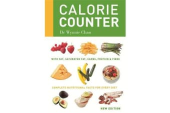 Calorie Counter - Complete nutritional facts for every diet