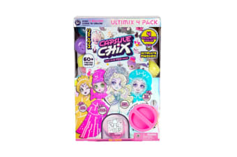 Capsule Chix Ultimix 4 Pack
