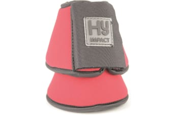 HyIMPACT Neoprene Over Reach Boots (One Pair) (Red)