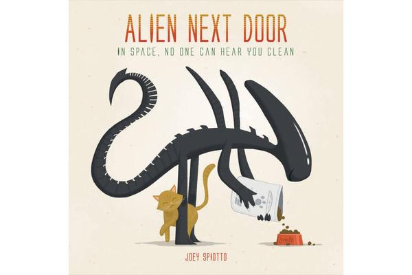 Alien Next Door - In Space, No One Can Hear You Clean
