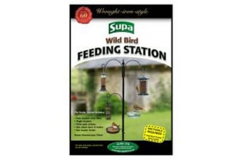 Supa Wildbird Feeding Station (May Vary) (One Size)