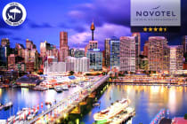 SYDNEY: 1 Night at the Novotel Sydney Rockford Darling Harbour, NSW
