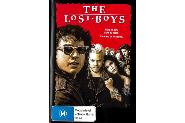 The Lost Boys - Region All Rare- Aus Stock DVD PREOWNED: DISC LIKE NEW
