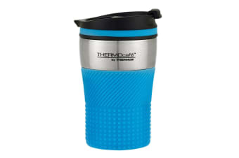 Thermos Cafe 200ml Stainless Steel Vacuum Insulated Coffee Travel Tumbler Mug BL