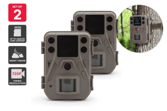 Kogan 14MP Trail Camera (2 Pack)