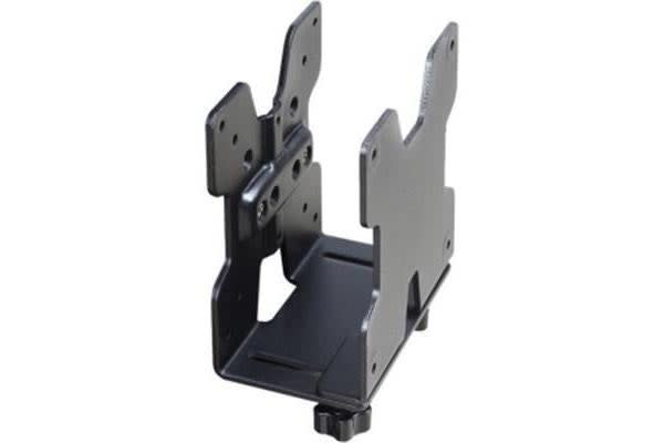 Ergotron 80-107-200 THIN CLIENT CPU HOLDER BLACK TEXTURED