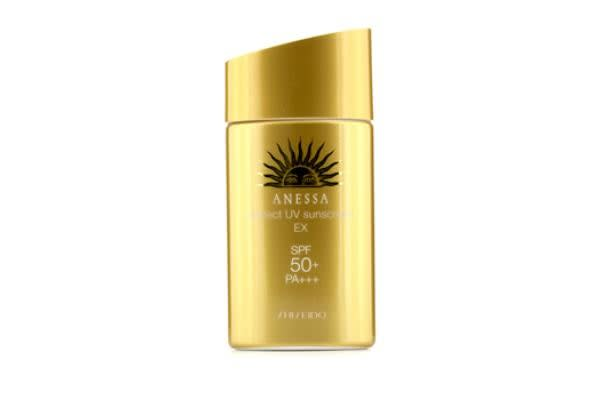 Shiseido Anessa Perfect UV Sunscreen SPF 50+ PA+++ (60ml/2oz)