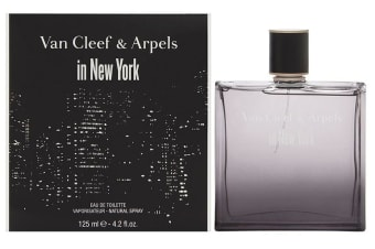 Van Cleef & Arpels In New York 125ml EDT (M) SP