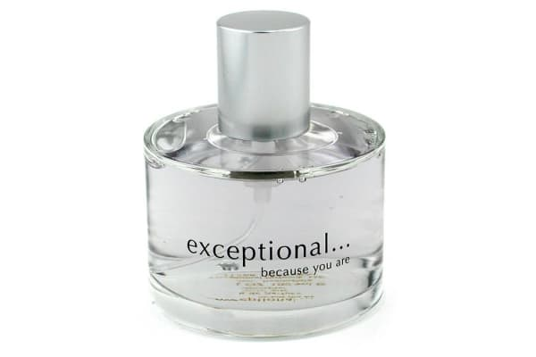 Exceptional Parfums Exceptional Because You Are Eau De Parfum Spray (100ml/3.4oz)