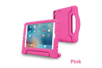 Kids Heavy Duty Shock Proof Case Cover for iPad 6th 9.7'' Inch 2018-Pink