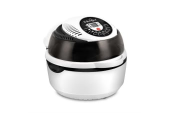 5 Star Chef Oil-Less Air Fryer 10L with Pre-set Function (White)