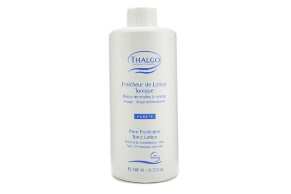 Thalgo Pure Freshness Tonic Lotion (N/C)  (Salon Size) (500ml/16.90oz)