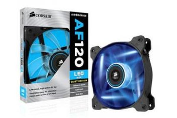 Corsair SP 140mm Fan Blue LED High Static Pressure 3 PIN