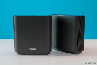 ASUS ZENWIFI CT8 AC3000 Tri-band Whole-Home Mesh WiFi Routers (2 Pack)