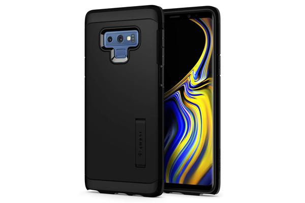 Spigen Galaxy Note 9 Tough Armor Case Black
