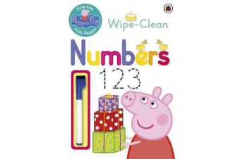 Peppa Pig - Practise with Peppa: Wipe-Clean Numbers