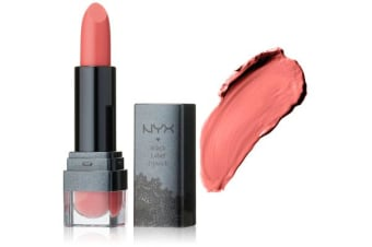 Nyx Black Label Lipstick Fire #Bll170 Sweet Prawn Matte Plumping Colour Stay