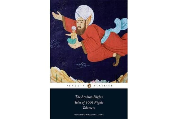 The Arabian Nights: Tales of 1,001 Nights - Volume 2