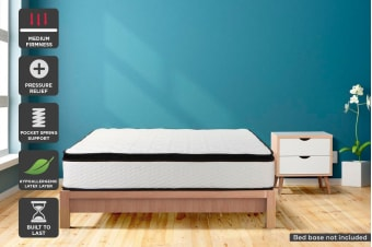 Ergolux Ultra Comfort Euro Top Latex Mattress (King)