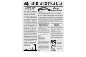 Grease Proof Newspaper - Pack Of 20